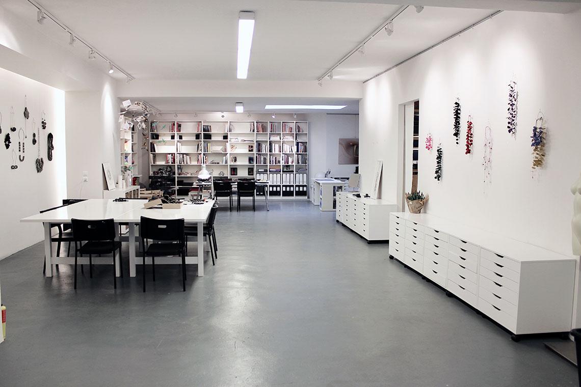Niki Stylianou studio